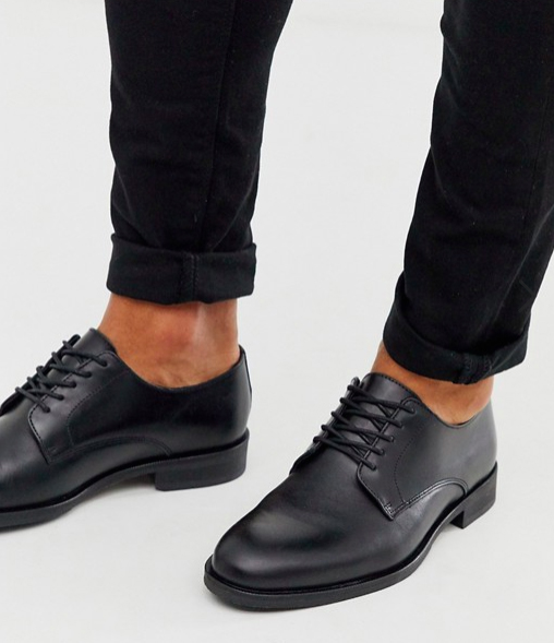 Selected Homme chaussures homme derby mates