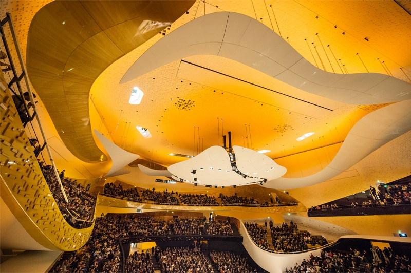 Philharmonie paris orchestre Saint Valentin