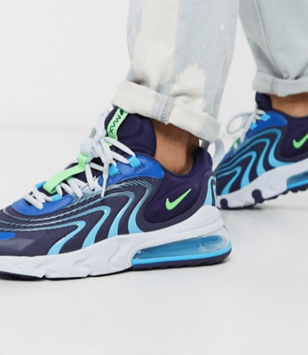 look de la semaine baskets air max