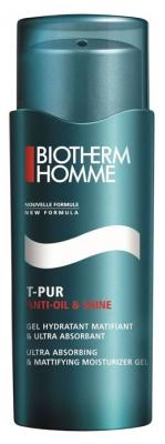 crème de soin pour homme biotherm gel