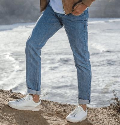 choisir la coupe de son jean coupe semi-slim