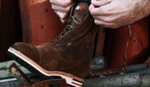 chaussures qualité maison hardrige homme