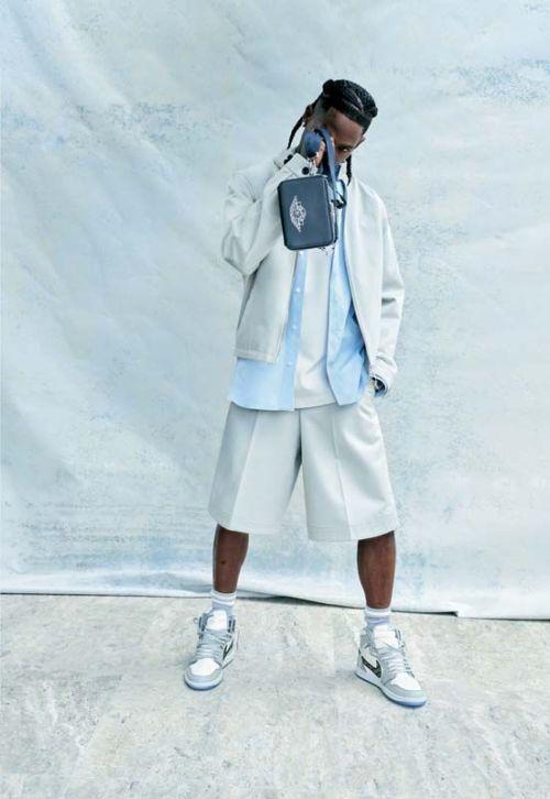 couleurs pastel homme sneakers choisir tenue look