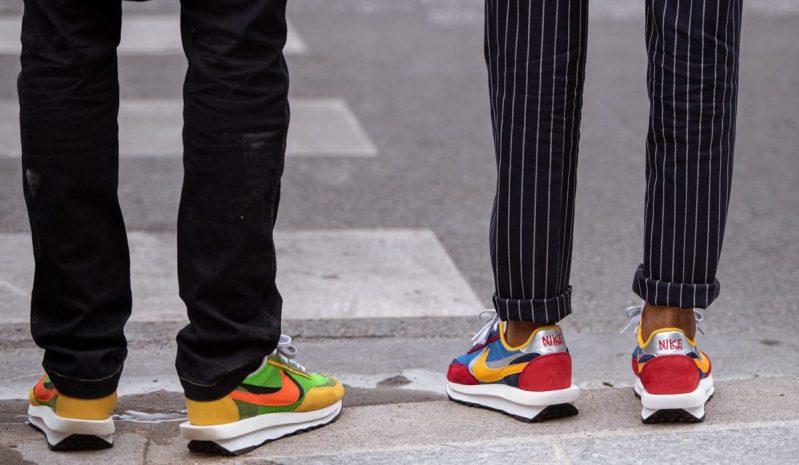comment choisir couleur sneakers tenue look homme