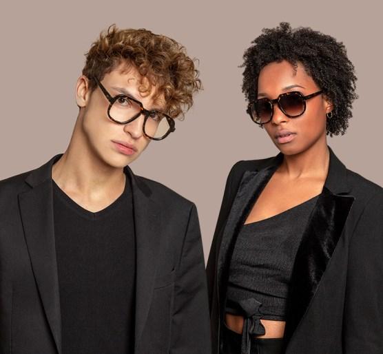Urican lunettes de designer