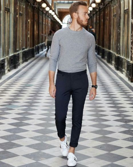 style casual pour homme