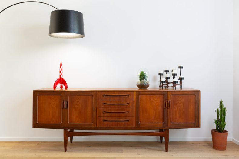 Le mobilier vintage made in France