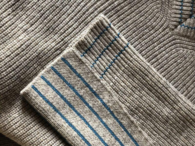pull gamut en laines paysannes