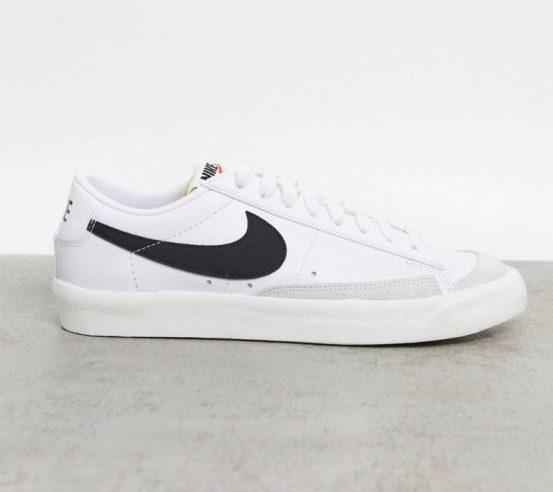 Look de la semaine 37 Nike blazer low 77 vntg