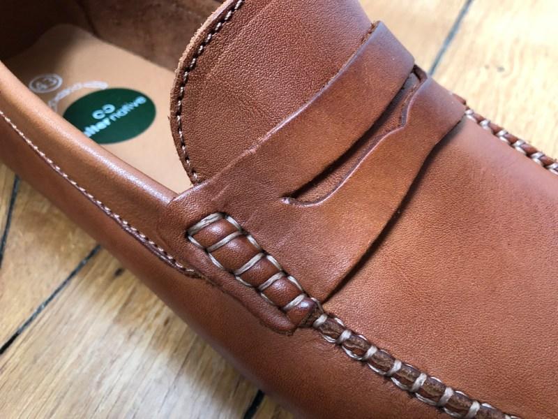 Test avis mocassins eco-conçus de Besson Chaussures