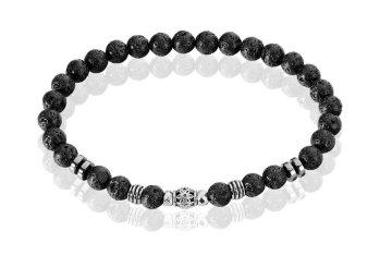 Idée de la semaine 41 Bracelet fantaisie noir