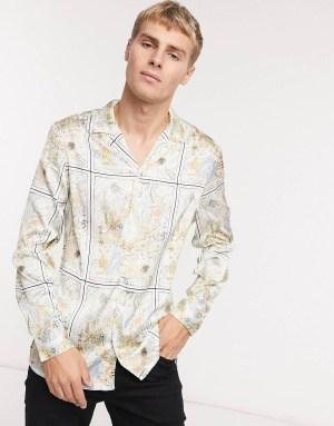 Chemise à la Versace