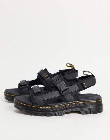 Imitation sandales Prada Sandales Dr Martens