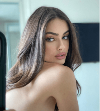 Les 20 plus belles femmes du monde Yael Shelbia