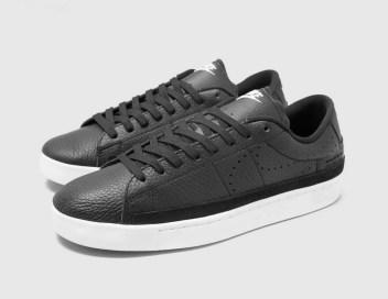 Nike Blazer Low noir