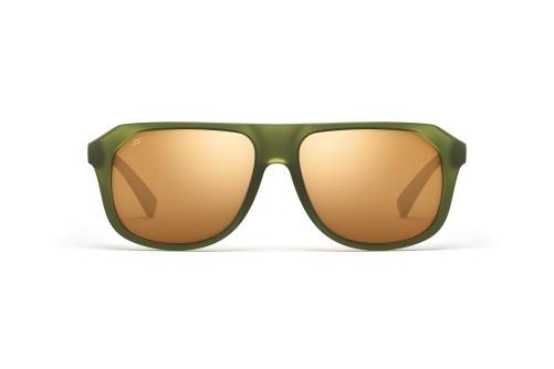 Serengeti lunettes Oatman Frosted Khaki Spirit Polarized