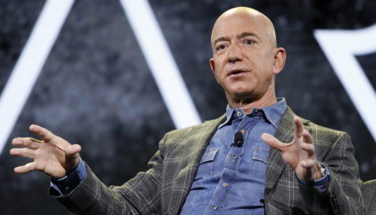 Hommes les plus riches du monde : Jeff Bezos