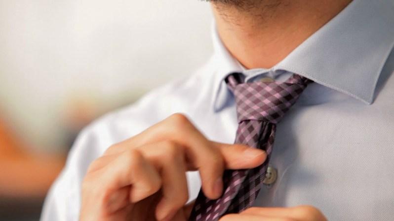 Comment nouer sa cravate : Noeud Pratt