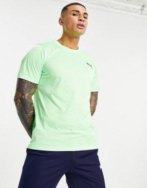 Idée de look 50 T-shirt Puma Training Blaster