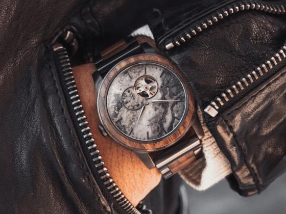 la montre holzkern modèle chicago