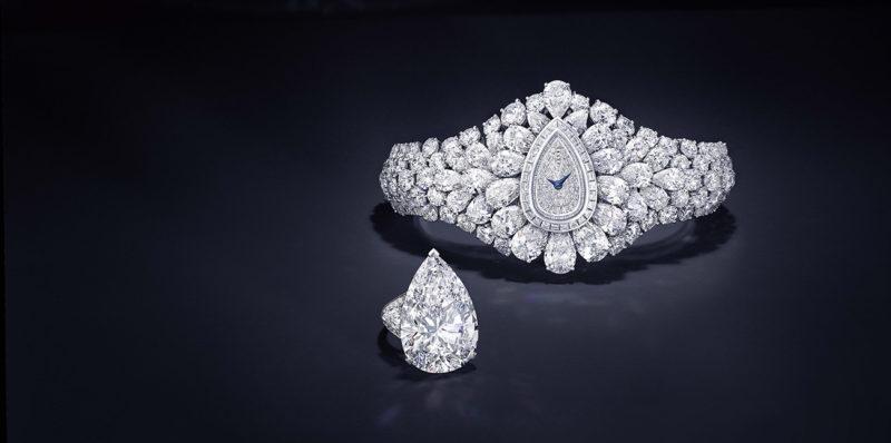 Montre Fascination de Graff Diamonds