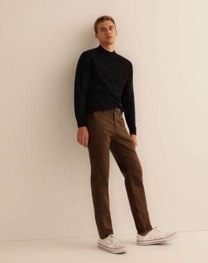 Pantalon chino skinny Easy Wear