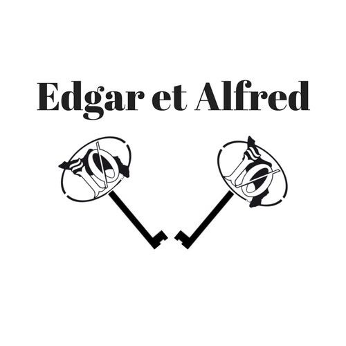 Edgar et Alfred