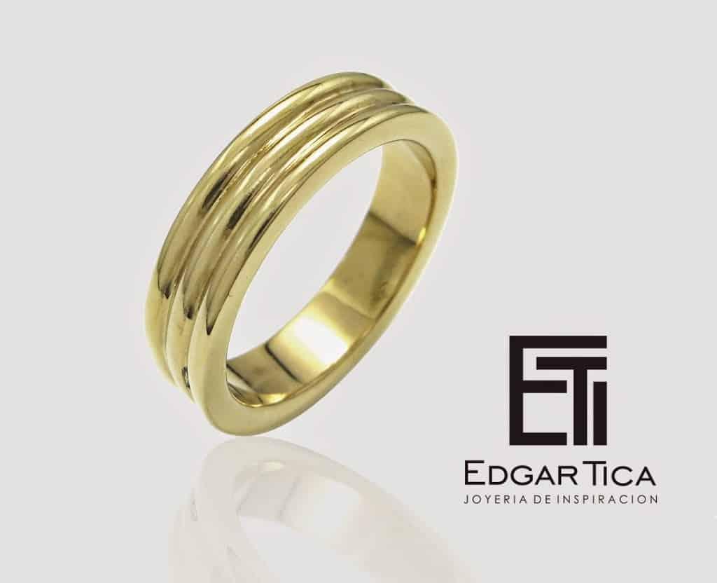 12ffd185783e anillo oro 18 quilates