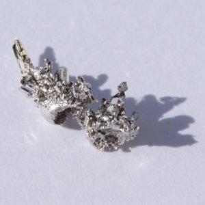 Paladio - uno de los metales preciosos blancos