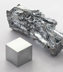 Dos ejemplo del zinc