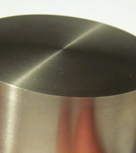Ejemplo del titanio