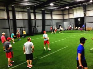 EDGE-Indoor Baseball Facility