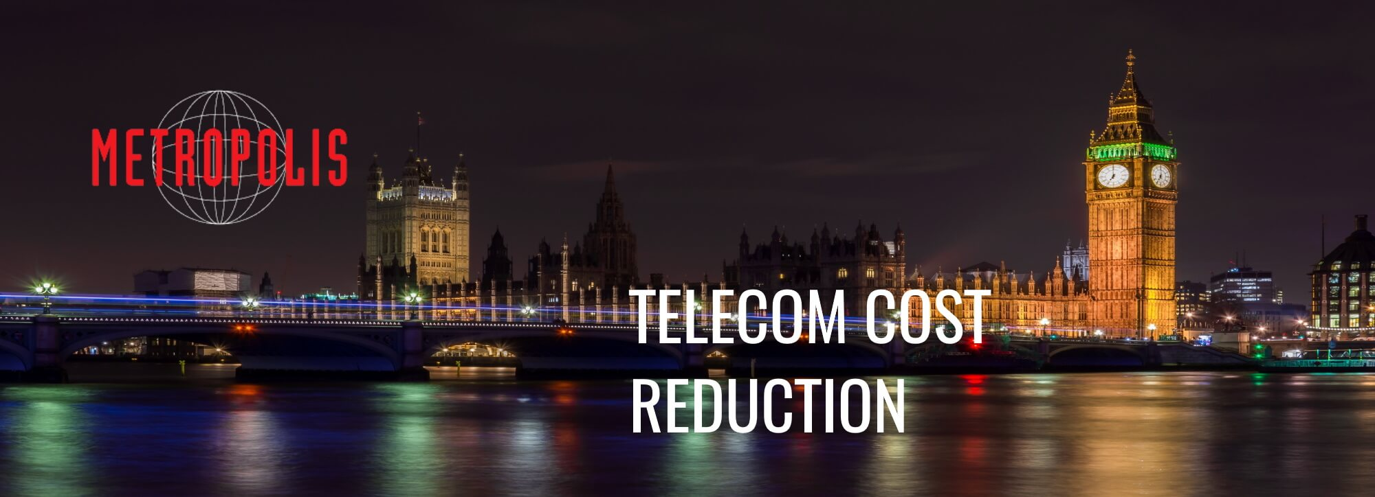 Telecom cost reduction