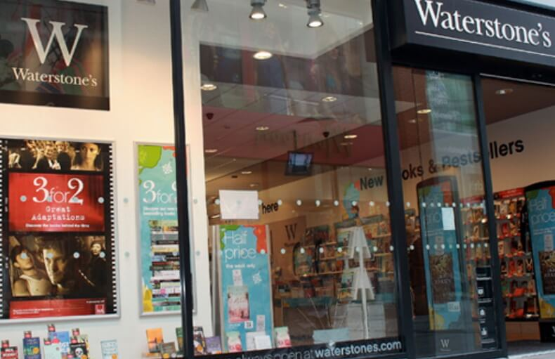 Telecoms Management at Waterstones