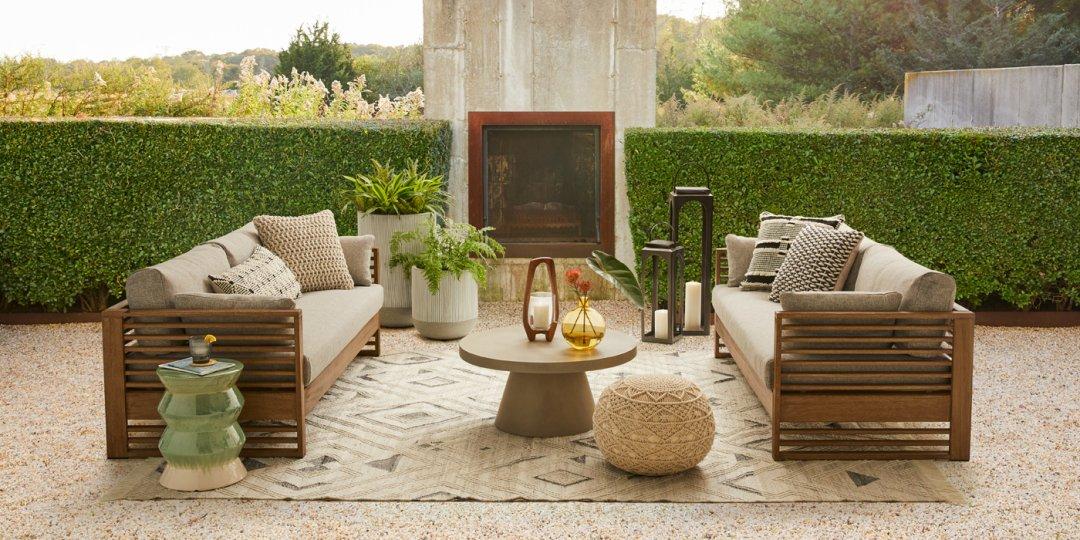 patio ideas inspiration west elm