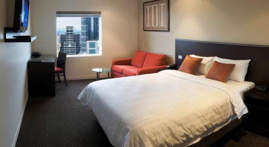 アトランティス ホテル メルボルン