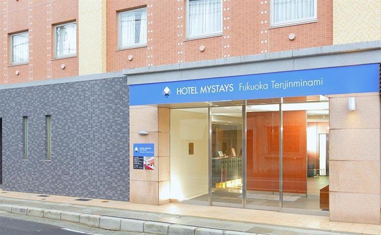HOTEL MYSTAYS Fukuoka Tenjin Minami - Compare Deals
