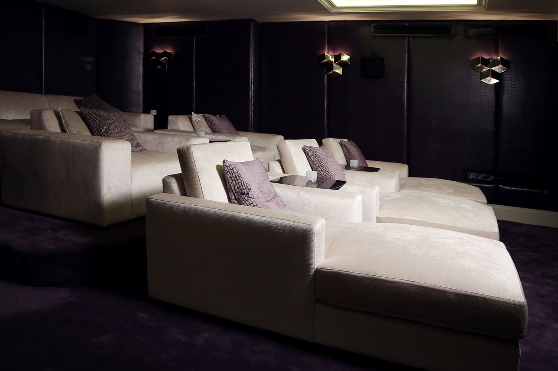 Cinema Room The Sofa Amp Chair Company