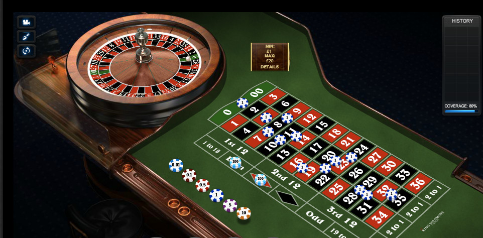 Play our Free Roulette Game without paying a Cent ...