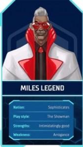 Miles Legend2