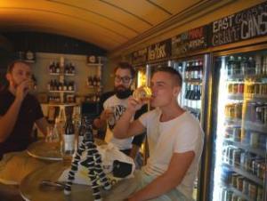beercation vlog NYC