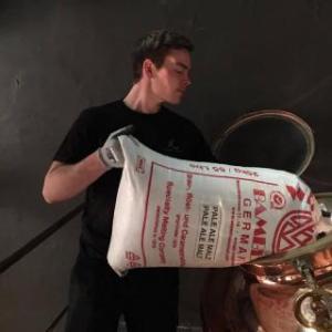 Espen Uhlen Jorstad beer brewer