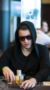 Roman Romanovskyi2013 WSOP EuropeEV0710K NLH Main EventDay 4Giron8JG2711