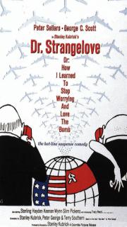 drstrangelove poster
