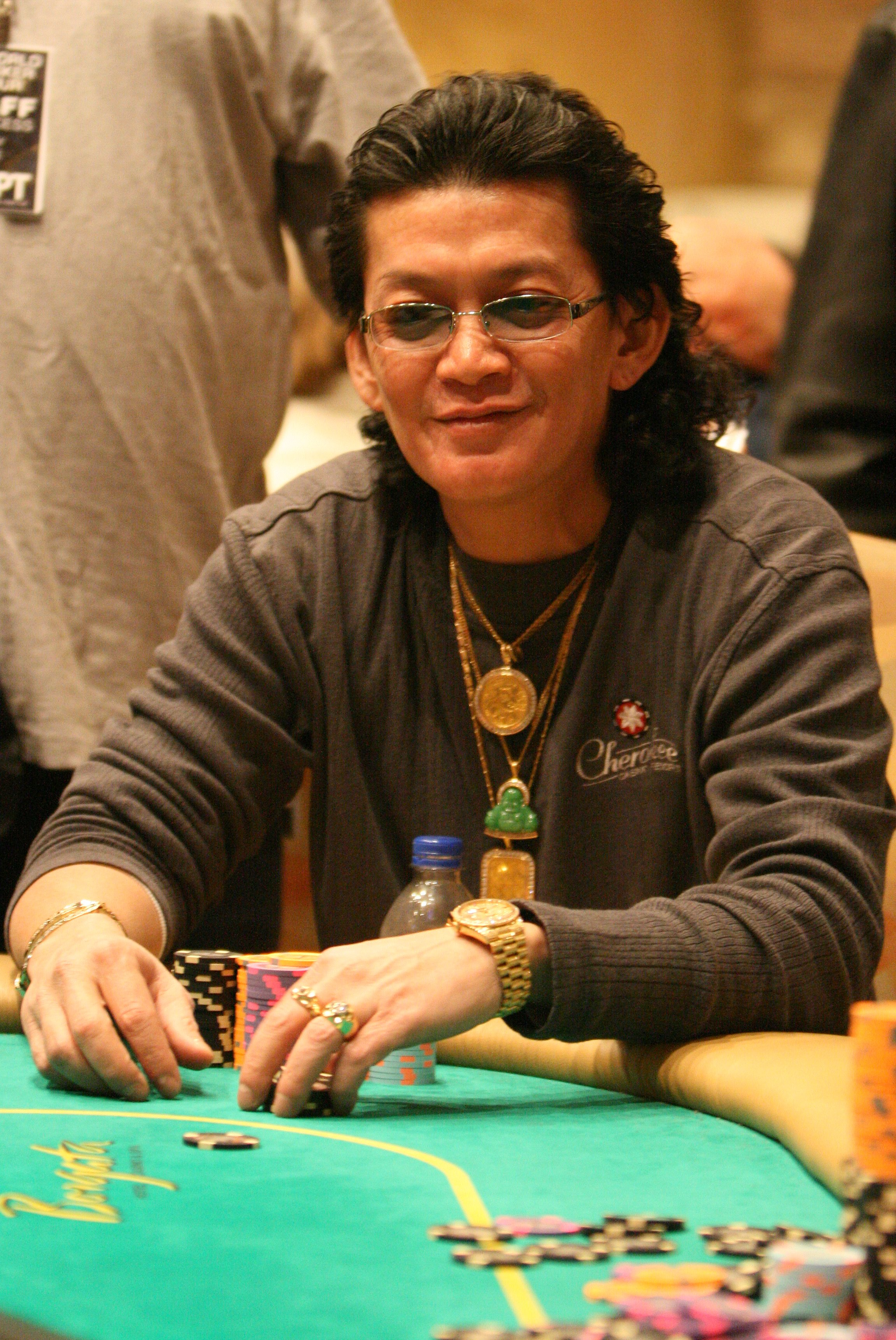 Scotty Nguyen Poker Player Pokerlistings Com