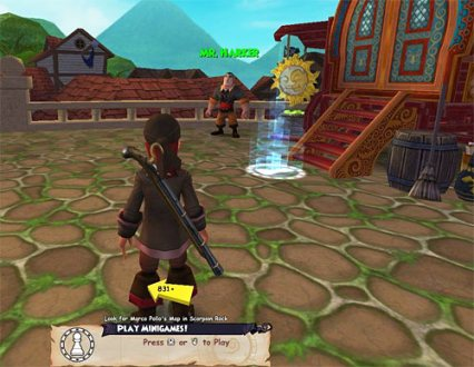 Mini Games   Pirate101 Free Online Game Play Fun Mini Games and Win Prizes
