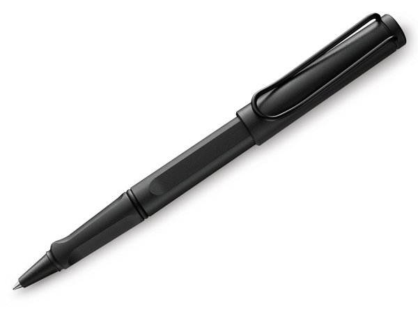 Lamy all black rollerball2018