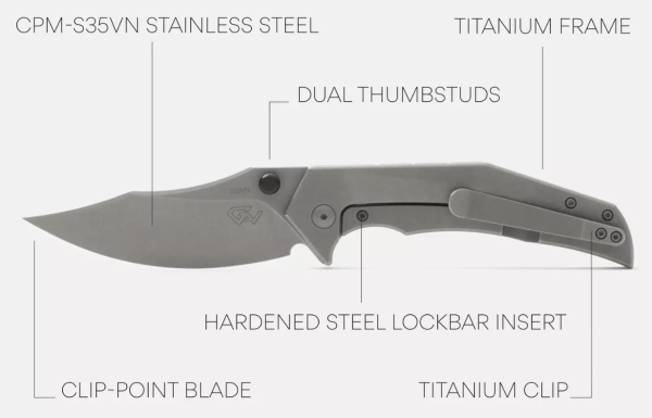 Massdrop x Gavko Thresher features