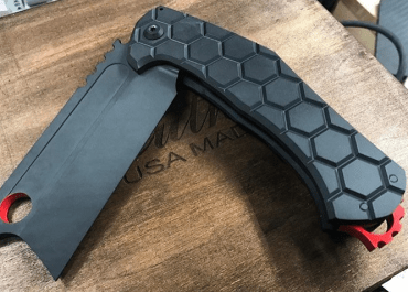 Eric Luther Knives