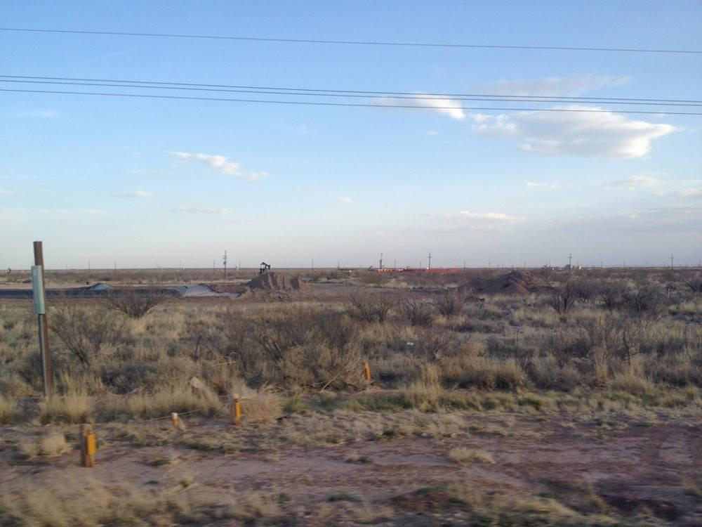 Materialized Dreams Boom And Bust In The Cultural Landscape Of West Texas Edge Effects